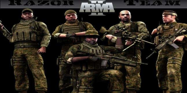 Arma II, Askeri Hava İhtilafına Karıştı
