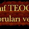 2014 TEOG 1. Dönem İtalyanca Soruları ve Cevapları
