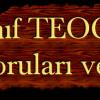 2014 TEOG 1. Dönem Almanca Soruları ve Cevapları