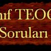 2014 TEOG 1. Dönem Din Kültürü Soruları ve Cevapları