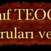2014 TEOG 1. Dönem Türkçe Soruları ve Cevapları