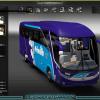 Euro Truck Simulator 2 Marcopolo G7 1200 4×2 + İnterior Otobüs Modu