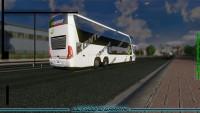 Euro Truck Simulator 2 Marcopolo G7 1800 Otobüsü Kontur Otobüs Modu