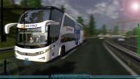 Euro Truck Simulator 2 Marcopolo G7 1800 Otobüsü Metro Otobüs Modu