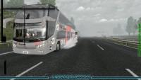 Euro Truck Simulator 2 Marcopolo G7 1800 Otobüsü Tokat Seyahat Otobüs Modu
