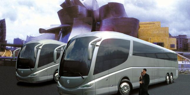 Euro Truck Simulator 2 Scania İrizar Otobüs ve Yolcu Taşıma Modu