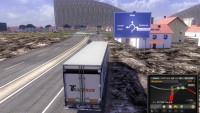 Euro Truck Simulator 2 Türkiye Modu ve Haritası