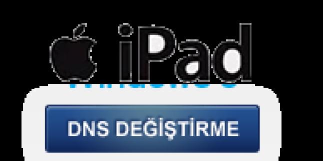 Ipad Dns Değiştirme Resimli