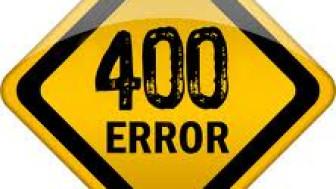 400 Bad Request Hatası ve Çözümü