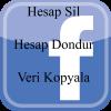 Facebook Hesabı Dondurma, Silme, Veri Kopyalama