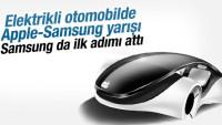 Samsung Firmasından Elektrikli Otomobil