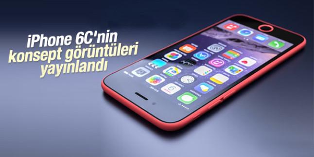 iPhone 6C Konsept Görüntüleri