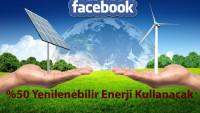 Facebook Veri Merkezi Yenilenebilir Enerji Kullanacak