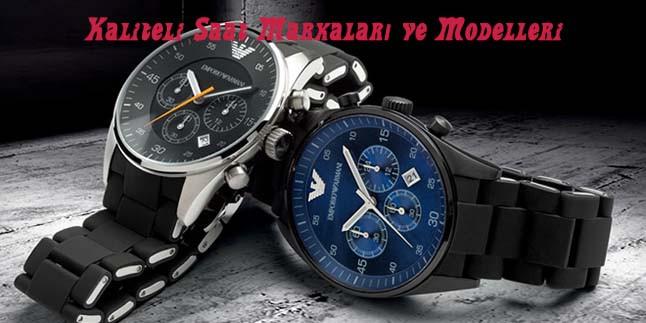Kaliteli Saat Markaları ve Modelleri