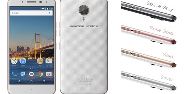 General Mobile GM 5 Plus İnceleme