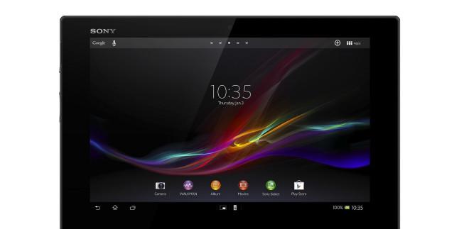 Sony Xperia Tablet Z İncelemesi