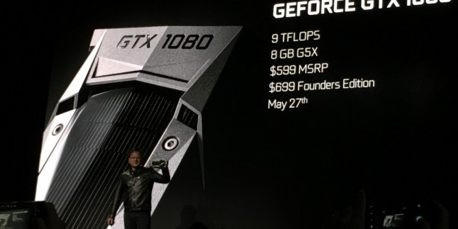 NVIDIA GeForce GTX 1080 İncelemesi