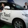 Sürücüsüz Taksi Devri Başlıyor