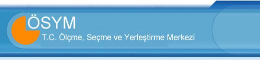 ÖSYM KPSS 2014 sınav sonuçlarını açıklandı