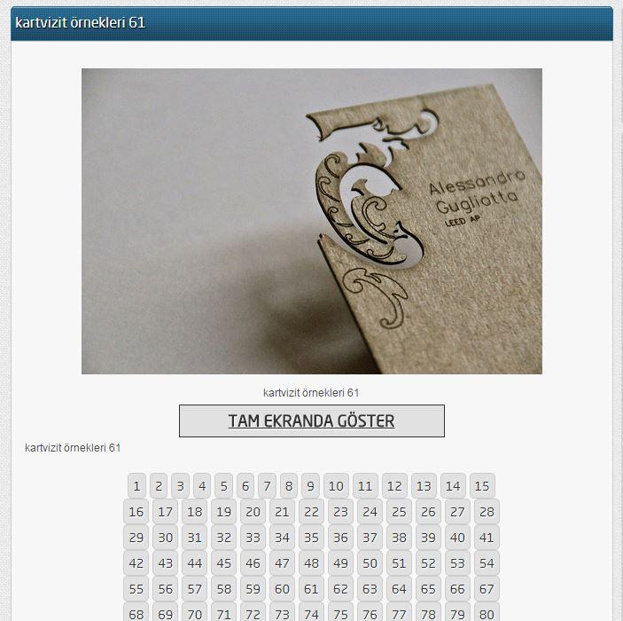 Wordpress Sayfasında Resimleri Yan Yana Sıralama