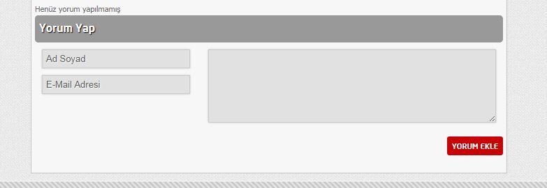 Wordpress Yorumlardan Web Sitesi Kaldırma