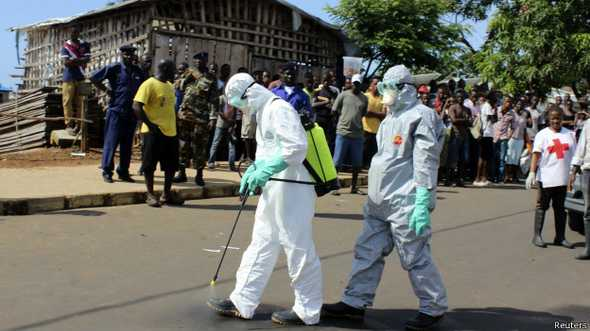 Ebola Virüsü Nedir