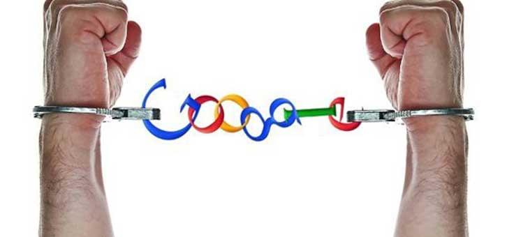 google-cezaları