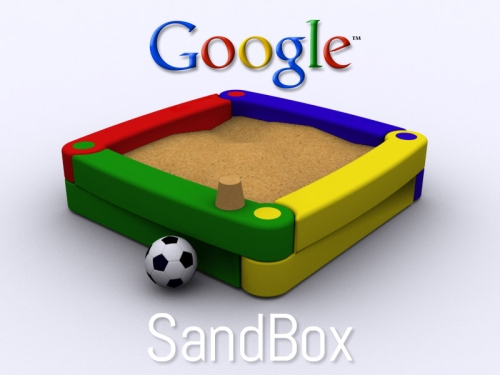 google sandbox cezası