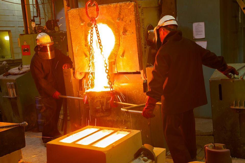 metalurji ve malzeme mühendisliği iş alanları