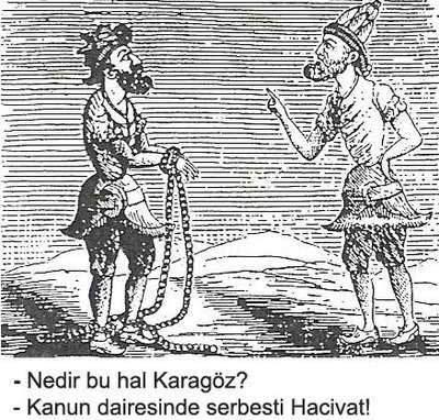 türkiyede ilk karikatür
