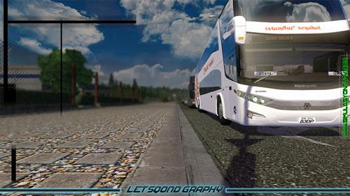 Marcopolo G7 1800 Otobüsü İstanbul Seyahat Skin