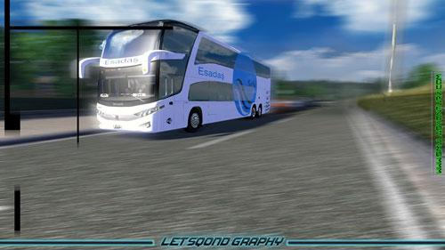 Marcopolo G7 1800 Otobüsü Esadaş Skini