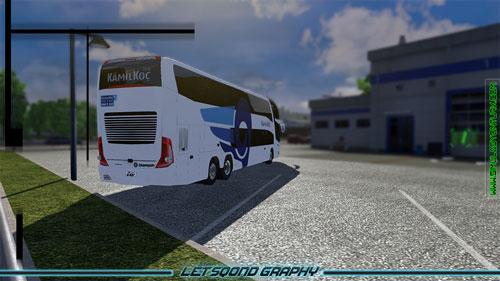 Marcopolo G7 1800 Otobüsü Kamil koç Skin