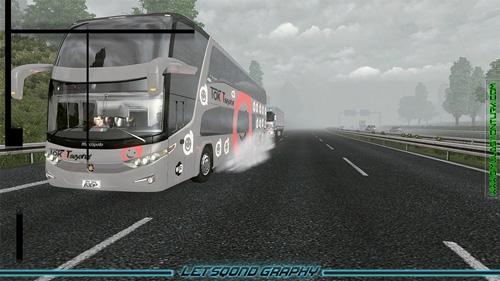 Marcopolo G7 1800 Otobüsü Tokat Seyahat Skini