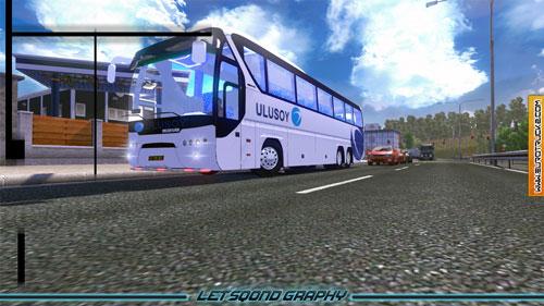 Euro Truck Simulator 2 Neoplan Tourliner Ulusoy Yaması