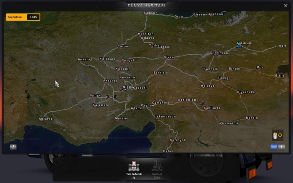 euro truck simulator 2 türkiye modu