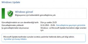 güncel windows 7
