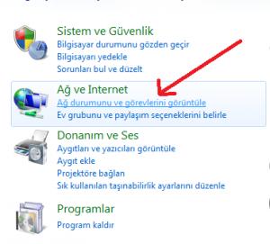 Windows 7 Dns Ayarlarını Değiştirme