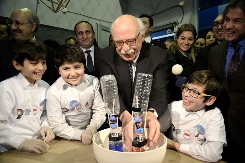 İTÜ Bilim Okulu açıldı