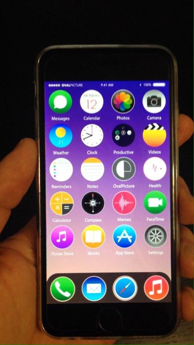Apple iOS 9 görüntüleri