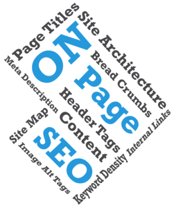 Site İçi Seo Optimizasyonu