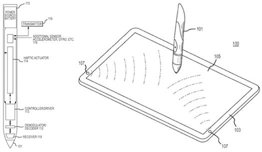 apple tablet kalemi