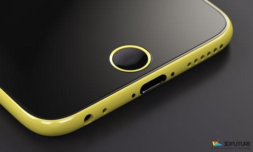 iPhone 5c'de Kullanılmıştı