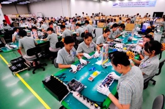 Samsung'un Türkiyede Fabrikası var