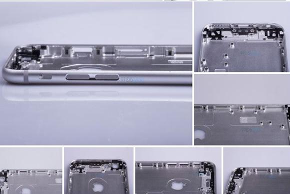 iPhone 6S görüntüleri