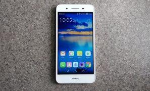 Huawei telefon inceleme.