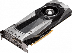 NVIDIA GeForce GTX 1080 İncelemesi.